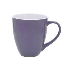 18 Oz. Purple/White Hollywood mug *To Be Discontinued*