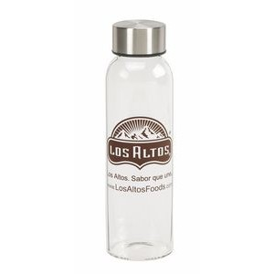13 Oz. Single Wall Glass Bottle *To Be Discontinued*