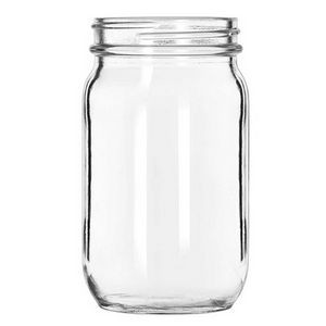 8 Oz. Glass Mason Jar